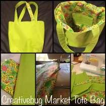 Tote bag diptic