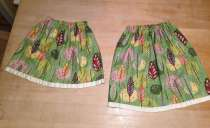 Matching skirts for cousins