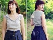 Sailor's blouse by Paunnet