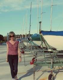 Gertie's Sailors Blouse
